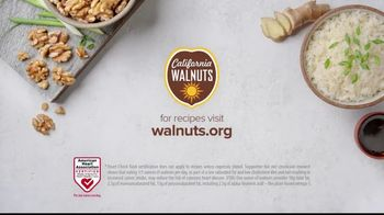 California Walnuts TV Spot, 'Life Isn't Always Simple: Tattoo' - Thumbnail 10