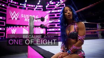 Susan G. Komen for the Cure TV Spot, 'WWE: We've Joined' Featuring Becky Lynch, Sasha Banks, Bayley - 7 commercial airings