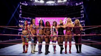 Susan G. Komen for the Cure TV Spot, 'WWE: We've Joined' Featuring Becky Lynch, Sasha Banks, Bayley - Thumbnail 6