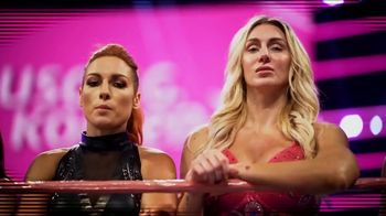 Susan G. Komen for the Cure TV Spot, 'WWE: We've Joined' Featuring Becky Lynch, Sasha Banks, Bayley - Thumbnail 7