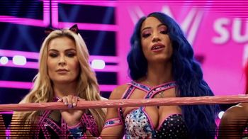 Susan G. Komen for the Cure TV Spot, 'WWE: We've Joined' Featuring Becky Lynch, Sasha Banks, Bayley - Thumbnail 8