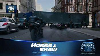 DIRECTV Cinema TV Spot, 'Fast & Furious Presents: Hobbs & Shaw' - Thumbnail 2