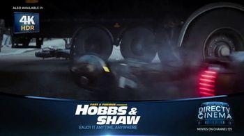 DIRECTV Cinema TV Spot, 'Fast & Furious Presents: Hobbs & Shaw' - Thumbnail 4