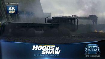 DIRECTV Cinema TV Spot, 'Fast & Furious Presents: Hobbs & Shaw' - Thumbnail 5