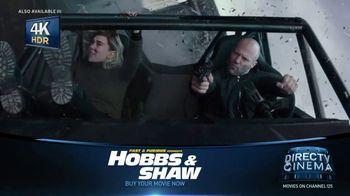 DIRECTV Cinema TV Spot, 'Fast & Furious Presents: Hobbs & Shaw' - Thumbnail 6