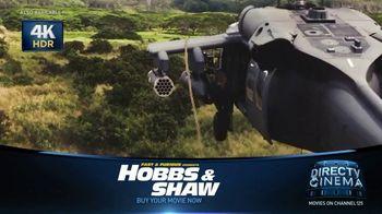 DIRECTV Cinema TV Spot, 'Fast & Furious Presents: Hobbs & Shaw' - Thumbnail 7