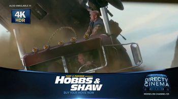 DIRECTV Cinema TV Spot, 'Fast & Furious Presents: Hobbs & Shaw' - Thumbnail 8