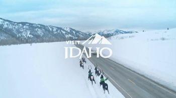 Visit Idaho TV Spot, 'Winter Wonder Awaits' - Thumbnail 1