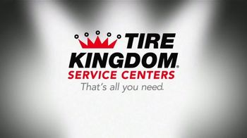 Tire Kingdom Big Brands Bonus Month TV Spot, 'Coopertires Rebate and Free Installation' - Thumbnail 8