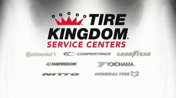 Tire Kingdom Big Brands Bonus Month TV Spot, 'Coopertires Rebate and Free Installation' - Thumbnail 3