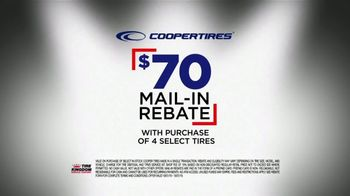 Tire Kingdom Big Brands Bonus Month TV Spot, 'Coopertires Rebate and Free Installation' - Thumbnail 4