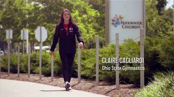 Big Ten Conference TV Spot, 'Faces of the Big Ten: Claire Gagliardi' - Thumbnail 5