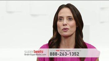 SuperBeets TV Spot, 'Testimonials' - Thumbnail 7