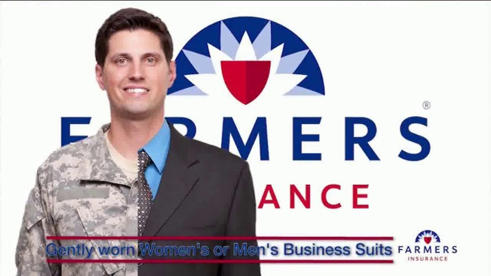 Farmers Insurance TV Commercial, 'Supporting Veterans ...
