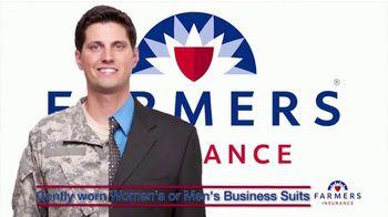 Farmers Insurance TV Spot, 'Supporting Veterans' - Thumbnail 4