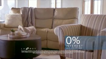 La-Z-Boy Columbus Day Sale TV Spot, 'Up to 30 Percent Off Everything' - Thumbnail 8