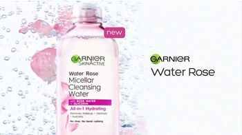 Garnier SkinActive Micellar Water TV Spot, 'Is Your Cleanser Cleansing?' - Thumbnail 10