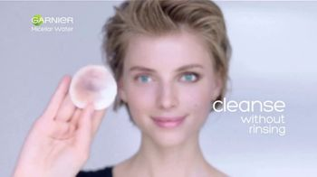 Garnier SkinActive Micellar Water TV Spot, 'Is Your Cleanser Cleansing?' - Thumbnail 6