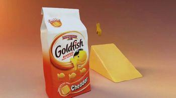 Goldfish TV Spot, 'Spy Dudes' - Thumbnail 8