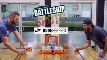 Battleship Shots TV Spot, 'Sink the Competition' Featuring Dude Perfect - Thumbnail 2