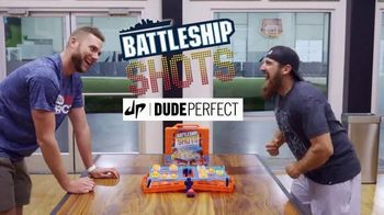 Battleship Shots TV Spot, 'Sink the Competition' Featuring Dude Perfect - Thumbnail 3