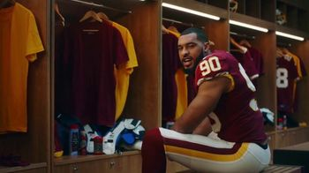 Old Spice Sweat Defense TV Spot, 'Montez Strikes Back' Featuring Montez Sweat