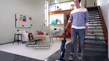 Bissell Crosswave Cordless Max TV Spot, 'Freedom' - Thumbnail 1