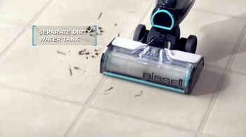 Bissell Crosswave Cordless Max TV Spot, 'Freedom' - Thumbnail 7