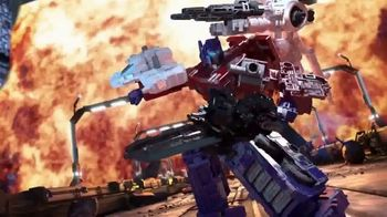 Transformers Siege War For Cybertron Trilogy TV Spot, 'Pushed to the Brink' - Thumbnail 2