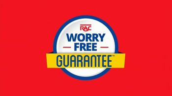 Rent-A-Center TV Spot, 'Worry Free Guarantee'