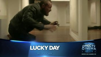 DIRECTV Cinema TV Spot, 'Lucky Day' - Thumbnail 2