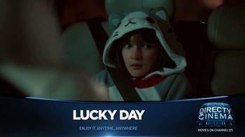 DIRECTV Cinema TV Spot, 'Lucky Day' - Thumbnail 3