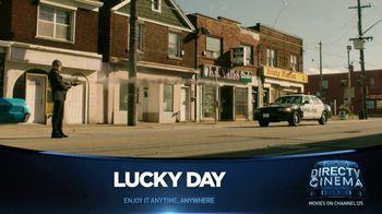 DIRECTV Cinema TV Spot, 'Lucky Day' - Thumbnail 4