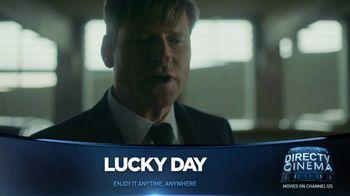 DIRECTV Cinema TV Spot, 'Lucky Day' - Thumbnail 5