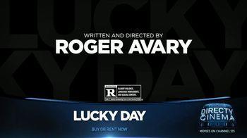 DIRECTV Cinema TV Spot, 'Lucky Day' - Thumbnail 8