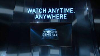 DIRECTV Cinema TV Spot, 'Lucky Day' - Thumbnail 9