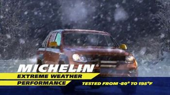 Michelin Endurance XT Silicone Wiper Blades TV Spot, 'Extreme Weather Performance' - Thumbnail 3