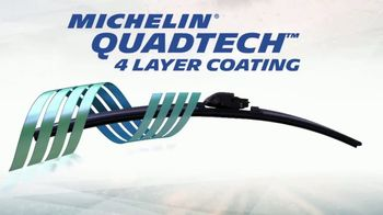 Michelin Endurance XT Silicone Wiper Blades TV Spot, 'Extreme Weather Performance' - Thumbnail 4