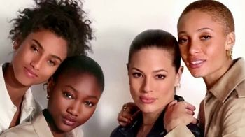 Revlon Colorstay Foundation TV Spot, 'Never Lets Me Down' Featuring Adwoa Aboah, Ashley Graham, Imaan Hammam
