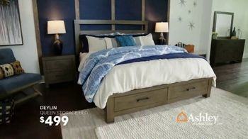 Ashley HomeStore Lowest Prices of the Year Sale TV Spot, 'Hundreds of Items' Song by Midnight Riot - Thumbnail 9