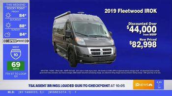 La Mesa Model Year Sell Down RV TV Spot, '2019 Fleetwood Irok' - Thumbnail 6
