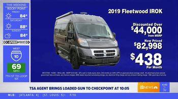 La Mesa Model Year Sell Down RV TV Spot, '2019 Fleetwood Irok' - Thumbnail 7