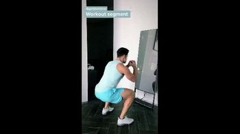 Mirror TV Spot, 'Whole Body Fitness Machine' Song by Danger Twins - Thumbnail 6