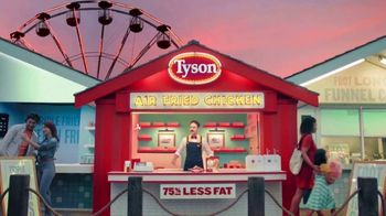 Tyson Air Fried Chicken Strips TV Spot, 'Step Right Up' - Thumbnail 1