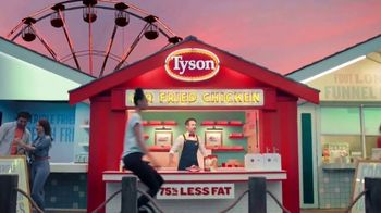 Tyson Air Fried Chicken Strips TV Spot, 'Step Right Up' - Thumbnail 2