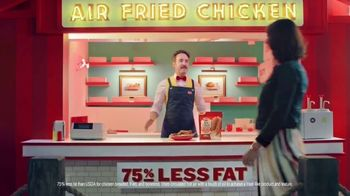 Tyson Air Fried Chicken Strips TV Spot, 'Step Right Up' - Thumbnail 4
