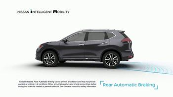 2019 Nissan Rogue TV Spot, 'All Around Protection' [T2] - Thumbnail 5