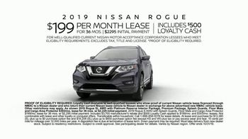 2019 Nissan Rogue TV Spot, 'All Around Protection' [T2] - Thumbnail 6