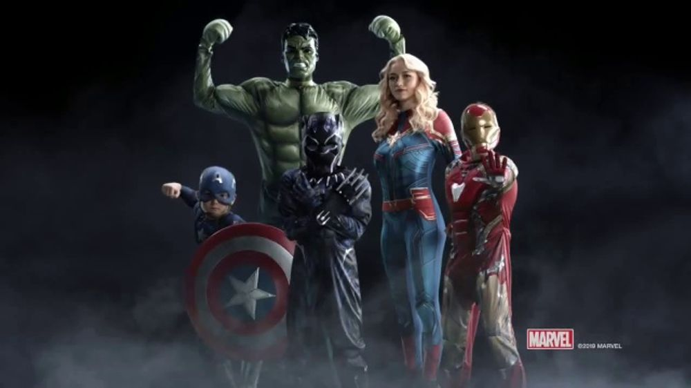 Party City Tv Commercial Halloween Up To 60 Percent Off Song By Wilson Pickett Ispot Tv Marvel carol danvers cos halloween party suittop rated seller. party city tv commercial halloween up to 60 percent off song by wilson pickett video