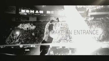 WWE Shop TV Spot, 'Make an Entrance: 30% Off Order & 20% Off Titles' Featuring Roman Reigns - 1 commercial airings